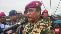 Jokowi Lantik KSAL Baru Di Istana Negara Hari Ini