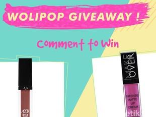 Ladies, Mau Makeup Gratis dari Wolipop? Tulis Komentar Kamu di Artikel Ini