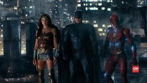 VIDEO: Batman cs Siap Bertempur di 'Justice League'