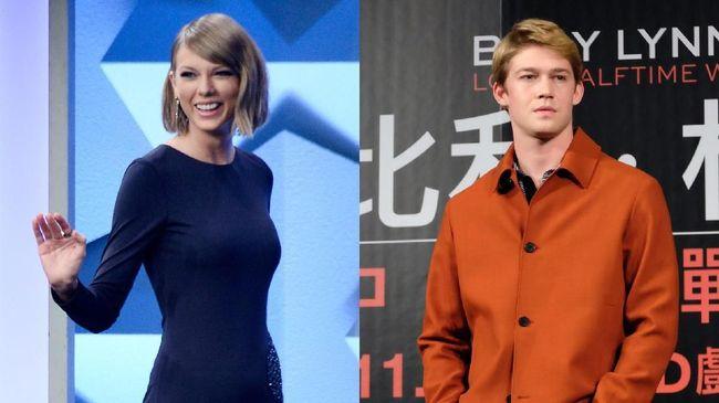 Taylor Swift dan Joe Alwyn Tak Ambil Pusing Bakal LDR