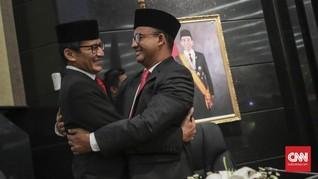 Urgensi Pembentukan Tim Gubernur Anies Dipertanyakan