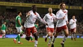 Kembalinya Denmark, Rekor Wakil Skandinavia di Piala Dunia