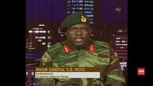 VIDEO: Militer Zimbabwe Jamin Keselamatan Mugabe