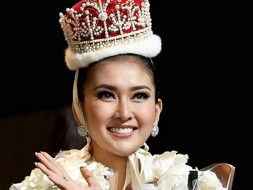 Foto: Juara Miss International 2017, Ini Aksi Kevin Lilliana di Malam Final