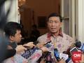 Wiranto Serahkan Data Siber di Kementerian ke BSSN