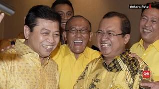 VIDEO: Setya Novanto Hilang, Golkar Terguncang