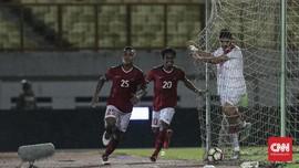 Dua Pemain Timnas Indonesia Paling Berkembang