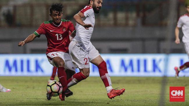 Tsunami Cup Tak Pengaruhi Peringkat FIFA Timnas Indonesia