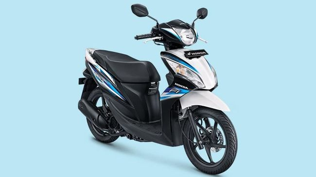 Honda Spacy Bakal Disuntik Mati