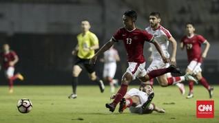 Sepak Bola Tak Ditargetkan Raih Medali di Asian Games 2018