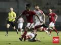 FOTO: Timnas Indonesia U-23 Gagal Atasi Perlawanan Suriah