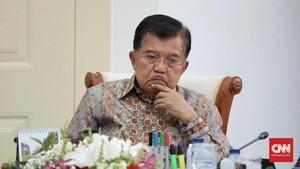JK Singgung Masa Lalu Soal Jenderal Jadi Sekjen Golkar