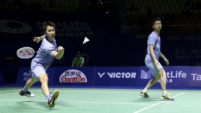 Marcus/Kevin Jumpa Boe/Mogensen di Final China Open 2017