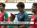 VIDEO: Timnas Indonesia U-23 Wajib Waspadai Bola Mati Suriah