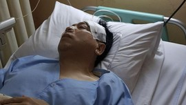 Dokter Medika: Kepala Setnov Perlu Diperban