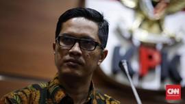 KPK Sebut Polda Metro Sita Buku Merah Basuki Hariman