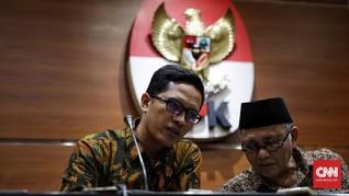 KPK Lantik Direktur Penyidikan dan Dua Pejabat Lain Hari Ini