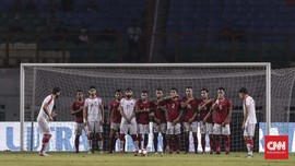 Bintang Muda PSM Terharu Lakoni Debut di Timnas Indonesia