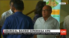 KPK Periksa Aburizal Bakrie