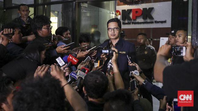 KPK Respons Rumor Setnov Serahkan Diri Malam Ini