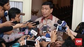Wiranto tak Jamin Pembebasan Sandera Akhiri Konflik KKSB