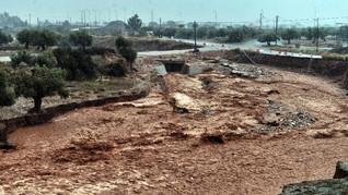 Banjir Bandang Tewaskan 15 Orang di Yunani