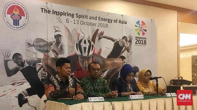 Kemenpora Minta Kementerian Lain Ramaikan Asian Para Games