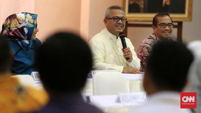 Di Daerah Paslon Tunggal, KPU Persilakan Koalisi Parpol Pecah