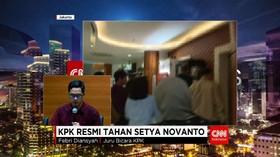 KPK Resmi Keluarkan Surat Penahanan untuk Setya Novanto