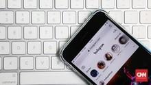 'Bungkam' Pengguna Berisik, Instagram Tambah Fitur 'Mute'