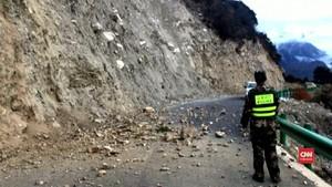 VIDEO: Tak Ada Korban Jiwa dalam Gempa Tibet