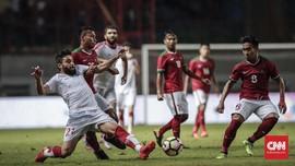 Gelandang Suriah Puji Dua Pemain Timnas Indonesia
