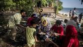 Warga Kaledupa kini memiliki kesadaran yang cukup tinggi untuk menjaga lingkungan yang memang didominasi kekayaan alam bahari. (ANTARA FOTO/Rosa Panggabean)