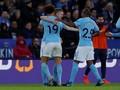 Manchester City Tekuk Tuan Rumah Leicester City 2-0