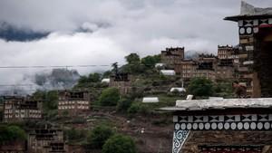 Gempa 6,3 SR Mengguncang Wilayah Tibet