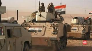 VIDEO: Pasukan Irak Berhasil Singkirkan ISIS