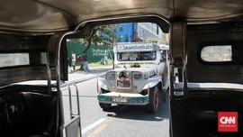 Menikmati Jakarta 'Jadul' di Manila
