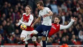 Undian Perempat Final Piala Liga: Arsenal vs Tottenham