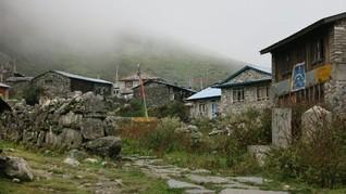 Tanah Longsor di Nepal, Tujuh Anak-anak dan Satu Wanita Tewas