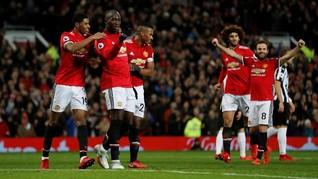 Pogba Yakin Manchester United Bisa Kejar Manchester City