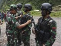 Lima Perwira TNI Satgas Penanggulangan KKB Tolak Naik Pangkat