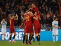 Menang Laga Derby, Roma Naik ke Peringkat Ketiga