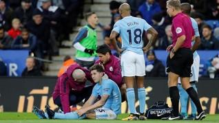 Stones Korban Kemenangan Manchester City Atas Leicester
