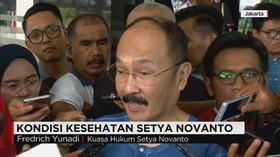Setya Novanto Jalani Pemeriksaan Kejiwaan