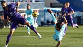 Barcelona Menjauh di Puncak Klasemen La Liga