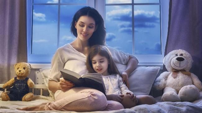 Dongeng Tak Hanya Cerita Sebelum Tidur