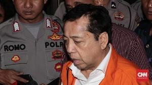 Otto Hasibuan Dampingi Setya Novanto Lawan KPK