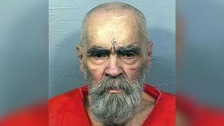 Pembunuh Berantai Era 60-an,  Charles Manson Tutup Usia