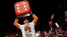 Agostini Yakin Marquez Bisa Susul Rekor Miliknya