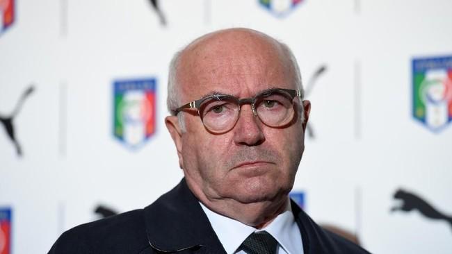 Presiden FIGC Mundur Usai Italia Gagal Lolos ke Piala Dunia
